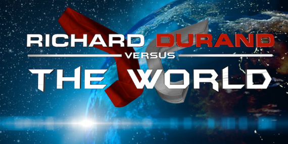 Richard Durand VS The World Album Release