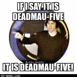 Darran DJ Sessions meme