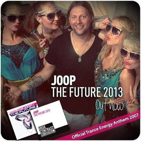 JOOP www.hammarica.com dance music promotion publicist