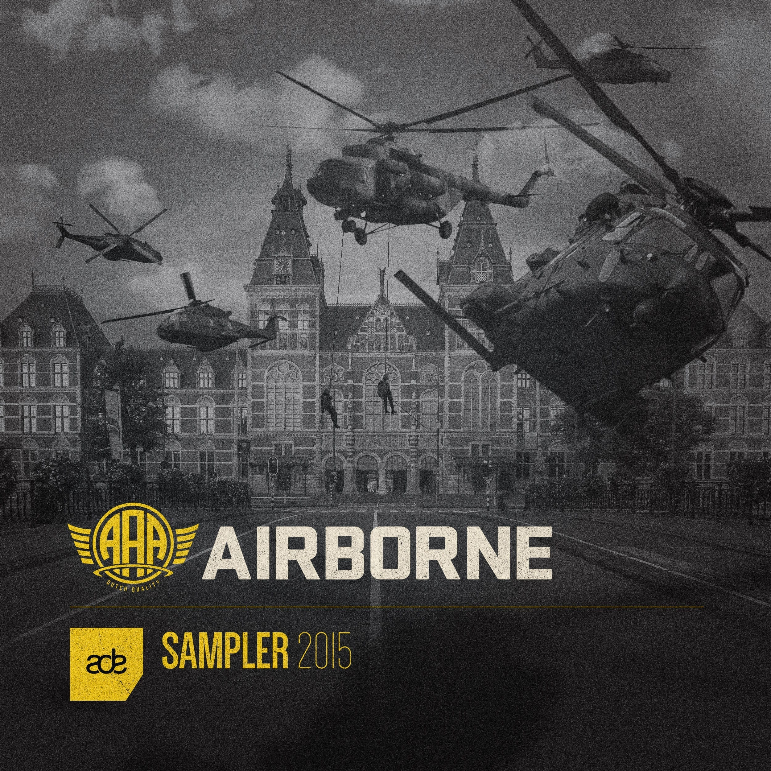 THE ESSENTIAL ADE SAMPLER OF 2015 HAS ARRIVED!