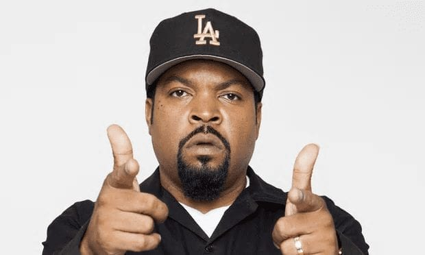 Ice Cube share