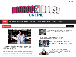 Bigroom House Blog