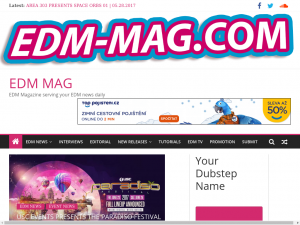 EDM Blog dance music blogs