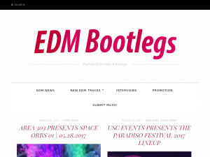 EDM Bootlegs Blog