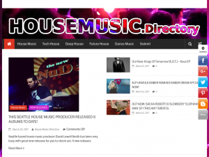 house music magazine blog