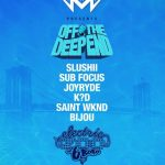 JAUZ PRESENTS OFF THE DEEP END