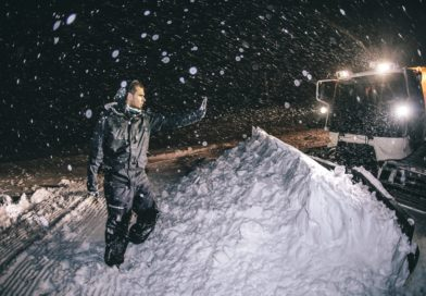 AFROJACK STUCK IN A BLIZZARD? CHECK THE DETAILS!