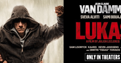 Dimitri Thivaios of 'Dimitri Vegas & Like Mike' fame makes appearance in Jean-Claude Van Damme's new movie 'Lukas'
