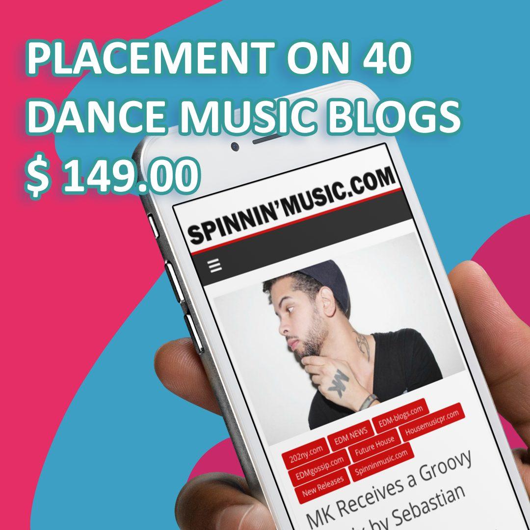 Music Blog Promotion | EDM & Dance Music PR Services | Hammarica