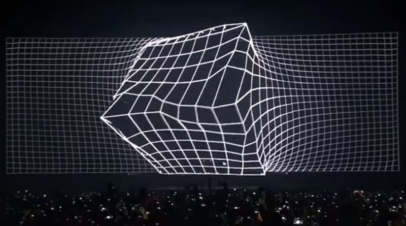 Eric Prydz Show opening video
