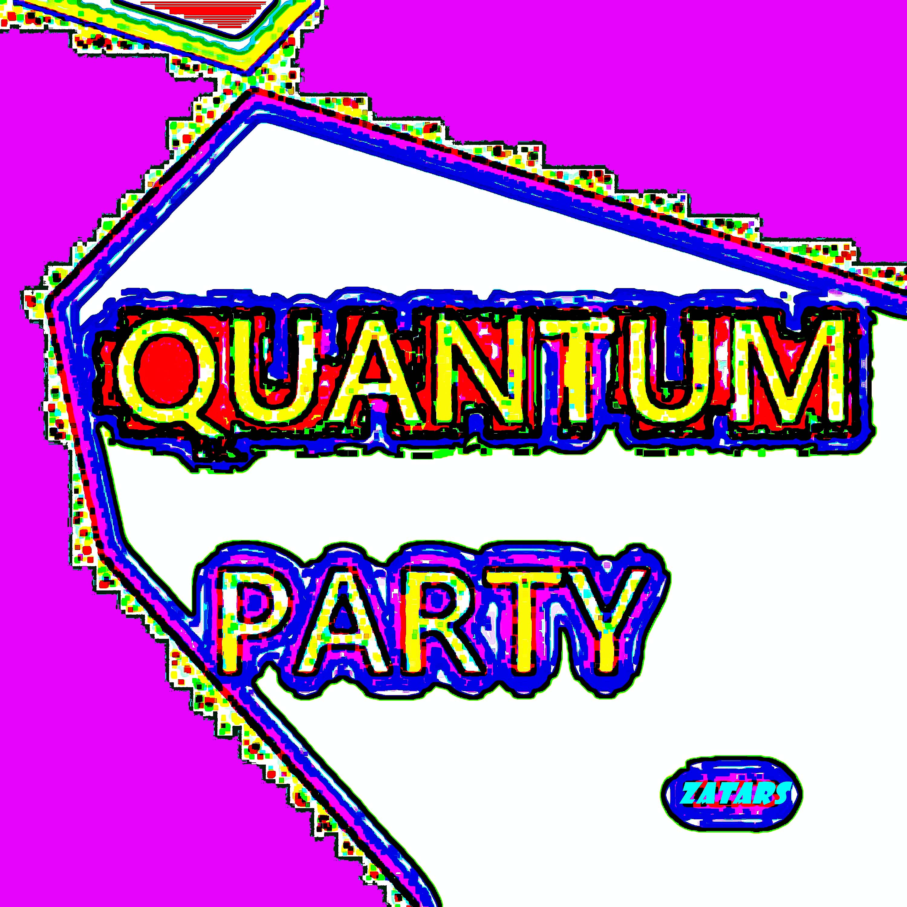 ZatarS New Album QUANTUM PARTY
