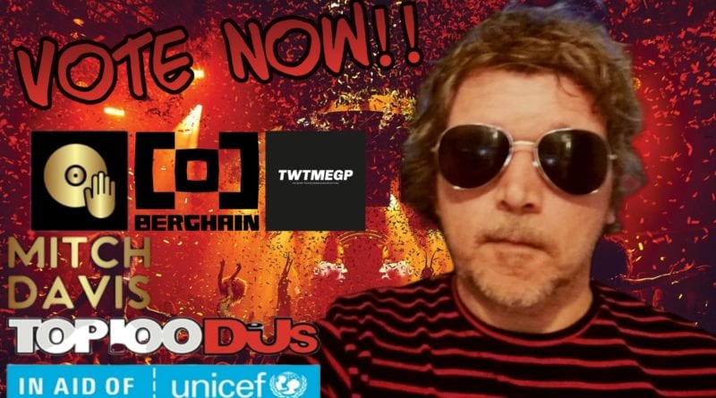 Mitch Davis Top 100 DJS 2019