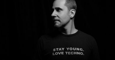 Stay Young. Love Techno. Interview with the Agent Orange Dj. Taken by Ольга Година