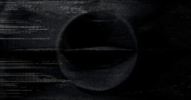 Audiovisual album release by digital art duo 404.zero