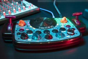 Blipblox Afterdark synthesizer