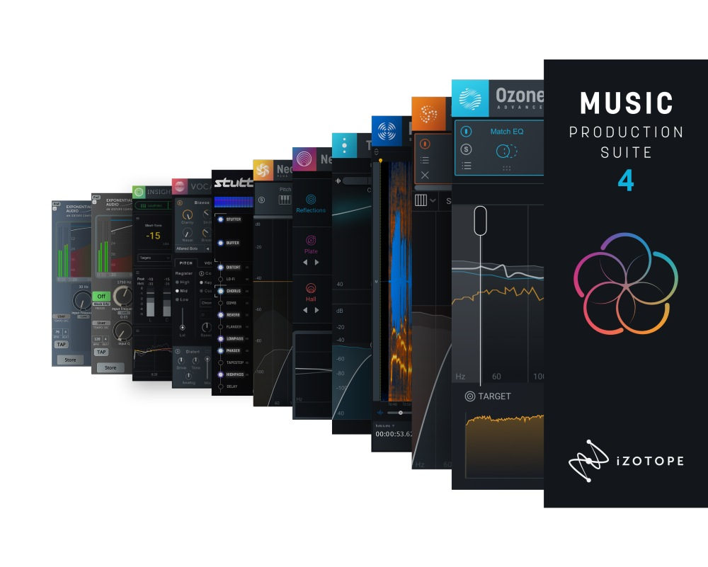 izitpe music production suite 4