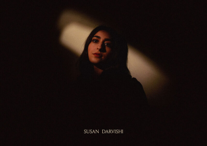 """Susan Darvishi Sings About Unrequited Love in New Electronic Pop Single,  """"We Could Never Be"""""""