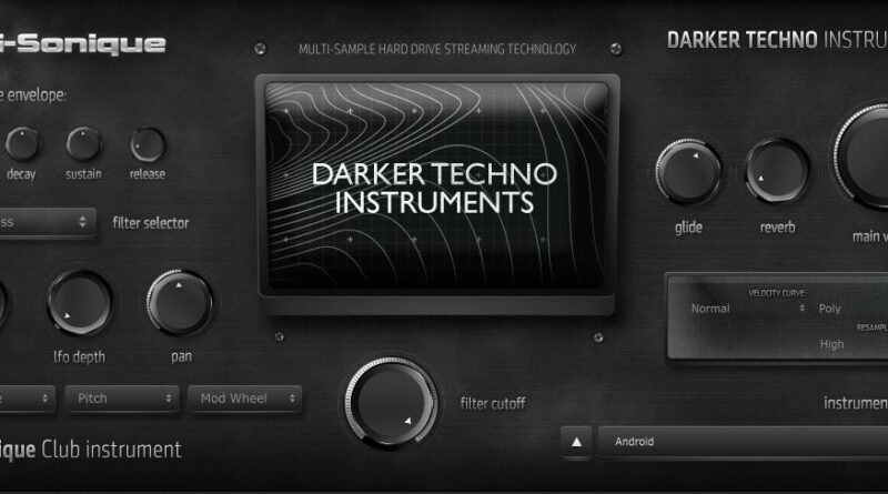 Darker Techno Instruments
