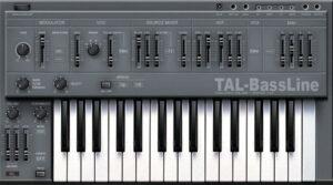 TAL-Bassline Synth by TAL