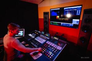 Matt Davis mastering engineer/acoustic engineer at Hacienda Mastering and Hacienda Acoustics