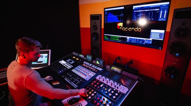 Matt Davis mastering engineer/acoustic engineer at Hacienda Mastering and Hacienda Acoustics