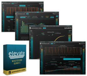Newfangled Audio Elevate Mastering Bundle