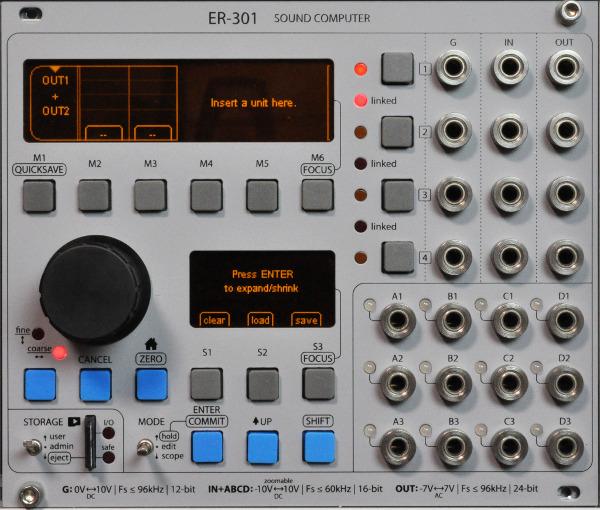 Orthogonal Devices ER-301
