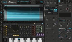 Izotope Iris 2 synthesizer
