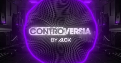 ALOK'S RELEASE VOLUME 2 IN HIS LABEL COMPILATION SERIES 'CONTROVERSIA BY ALOK'