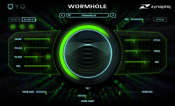 Wormhole by Zynaptiq