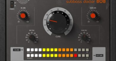 SubBass Doctor 808 Is The Cure For All Your Low End Problems In The Mix