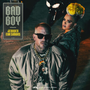 """Jebroer and Eva Simons release new song """"Bad Boy"""" together!"""