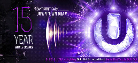 Ultra Music Festival Miami 2013 Hammarica PR Electronic Dance Music News