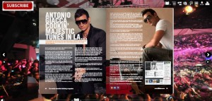 Antonio Giacca featured in Tilllate magazine