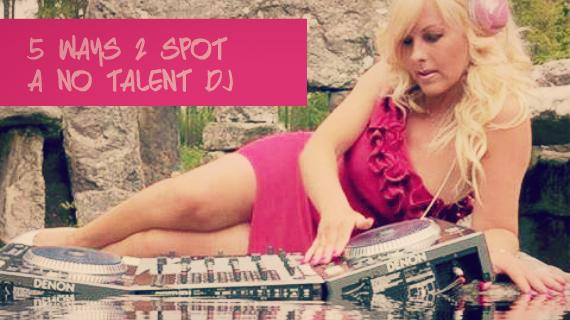 No Talent DJ EDM News