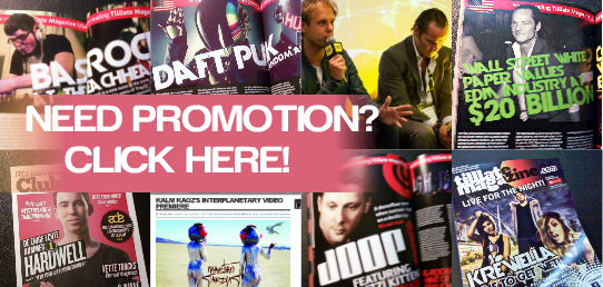 EDM PR Services and DJ Publicists
