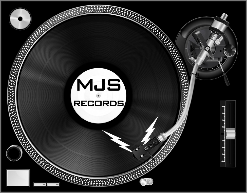 MJS Records Logo